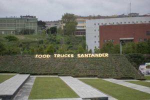 Food trucks Santander 2018