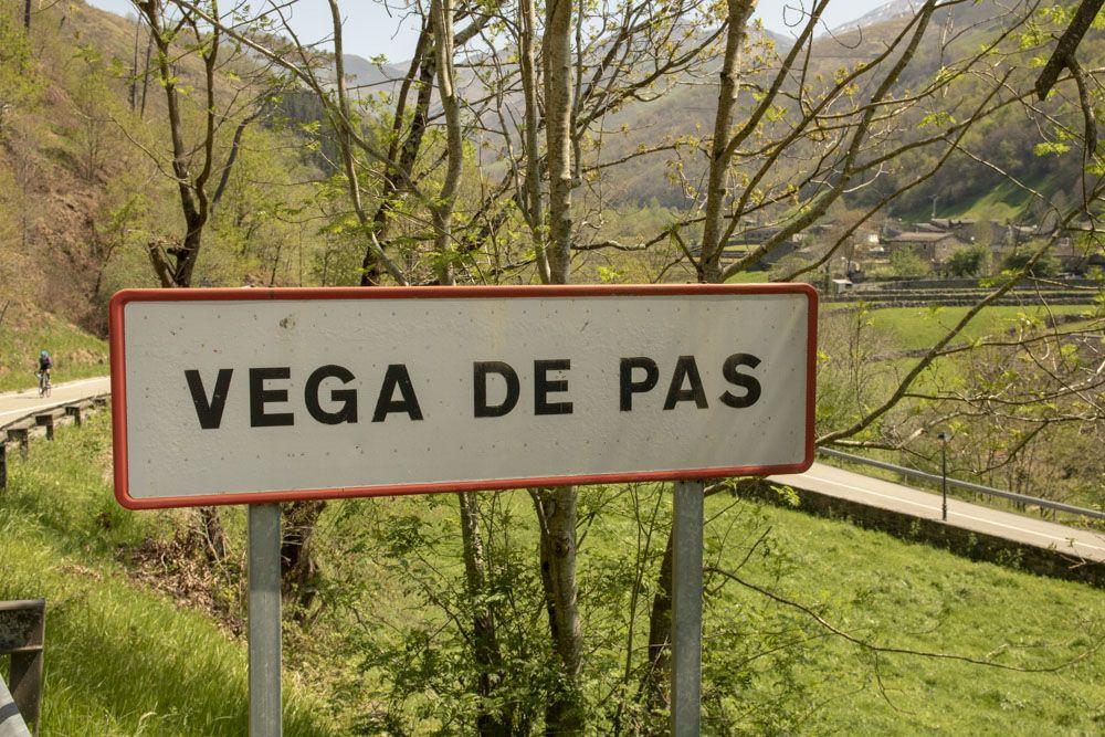 Cartel Vega de Pas