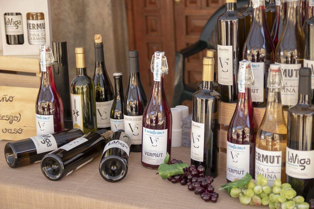 Vino y Vermut Viña Carmina