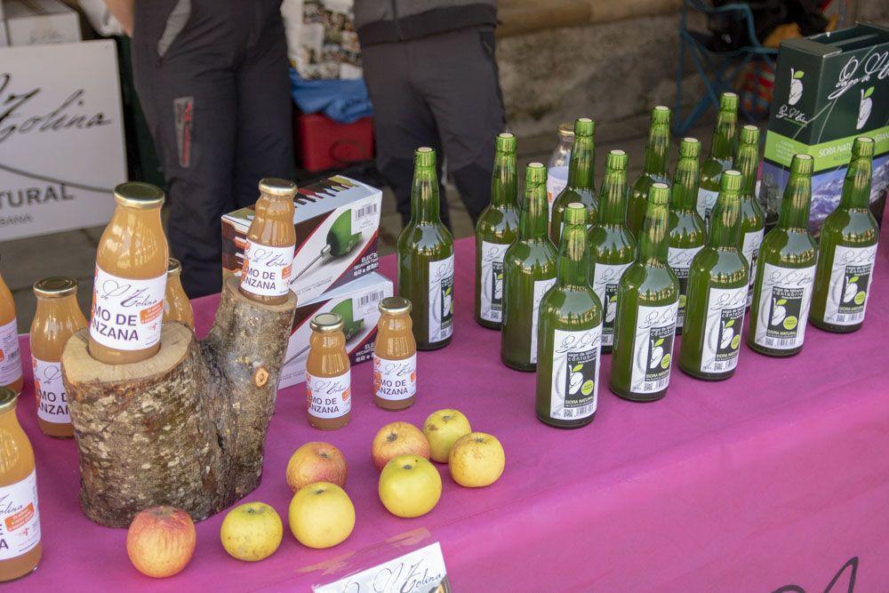 Zumo de manzana y Sidra de Pago de Zolina