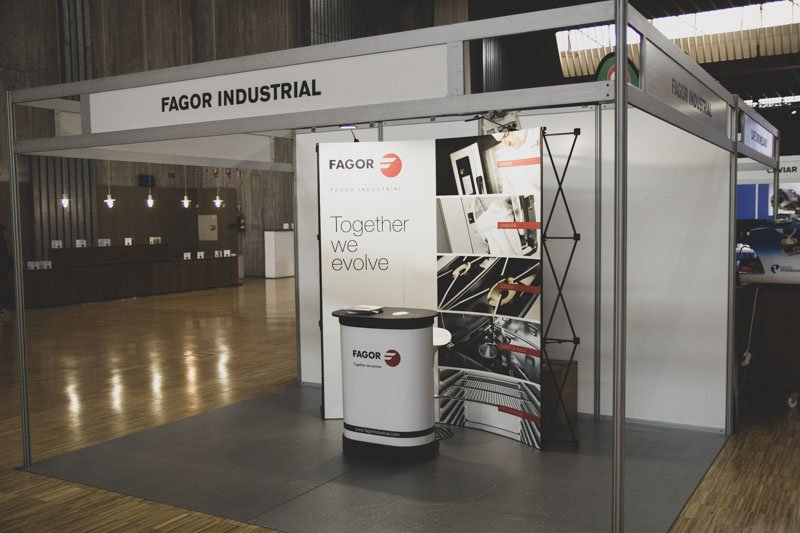 Stand Fagor industrial