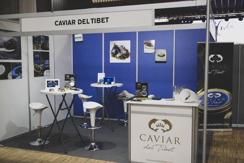 Stand Caviar del Tibet