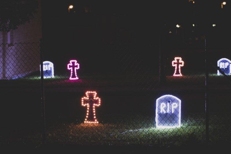 Casa Halloween Parbayón