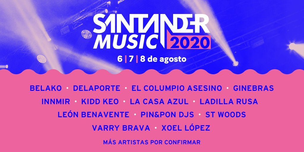 Cartel santander music
