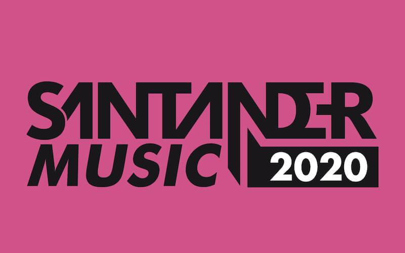Logo Santander Music 2020